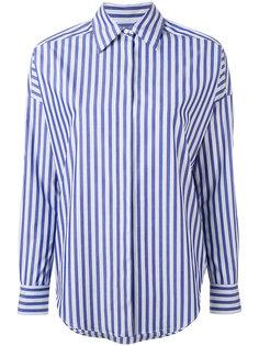рубашка с потайной застежкой Alberto Biani