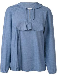 front pocket hoodie Peter Jensen