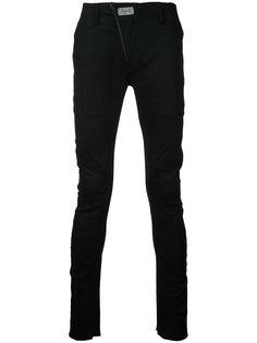 Crawling Cut skinny trousers Fagassent