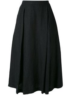 расклешенная юбка миди  Aspesi