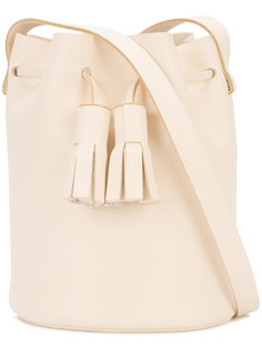 tassel detail bucket bag Building Block