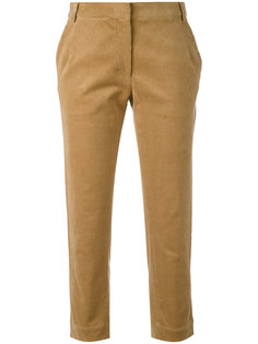 cropped corduroy trousers Peter Jensen