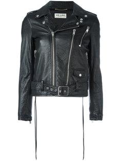 байкерская куртка Bloodluster  Saint Laurent