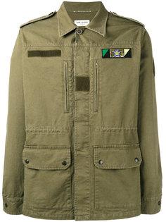 куртка Sweet Dreams в стиле милитари Saint Laurent