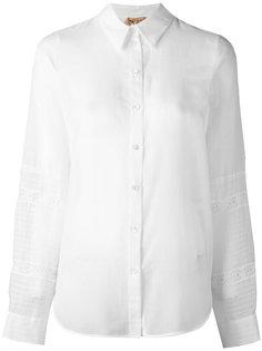 рубашка с перфорацией  Nº21
