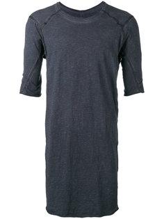 длинная футболка Isaac Sellam Experience