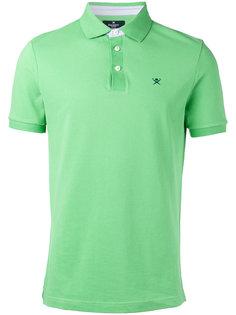 рубашка-поло с логотипом Hackett