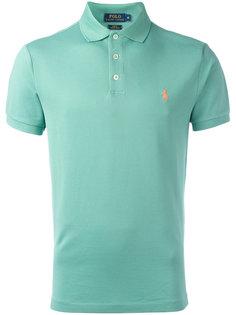 рубашка-поло с логотипом Polo Ralph Lauren