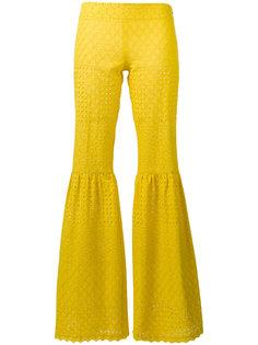 расклешенные брюки Daizy Shely