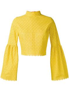 блузка с рукавами-колокол Daizy Shely