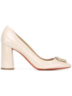 туфли с пряжкой спереди Baldinini
