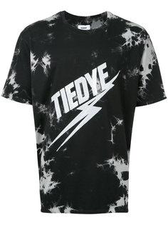футболка с принтом тай-дай Doublet