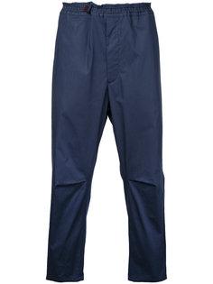 укороченные брюки Oamc