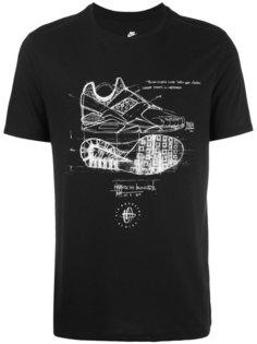 футболка с графическим принтом Nike