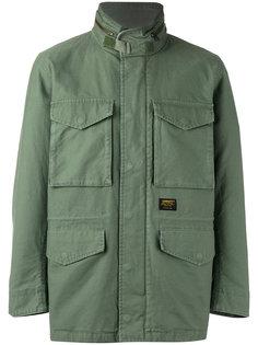 куртка с карманами карго Carhartt