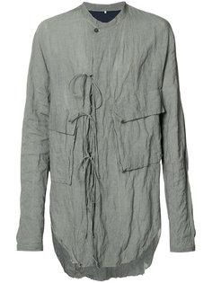cargo pocket shirt Ziggy Chen