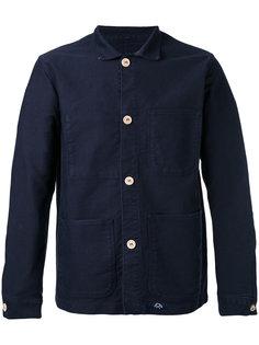 shirt jacket Bleu De Paname
