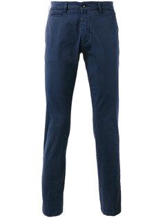 брюки-чинос Briglia 1949