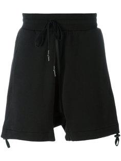 спортивные шорты с завязками 11 By Boris Bidjan Saberi