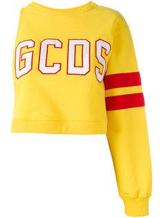one sleeve sweatshirt  Gcds