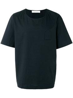 футболка с нагрудным карманом Lucio Vanotti
