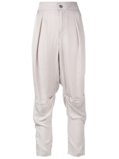 drop crotch cargo pants Tom Ford