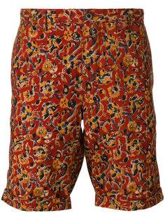floral bermuda shorts  Incotex