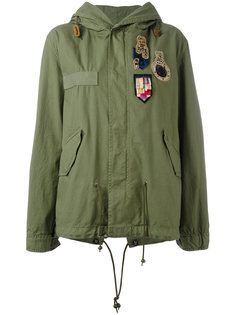 mini patched draparka Mr & Mrs Italy