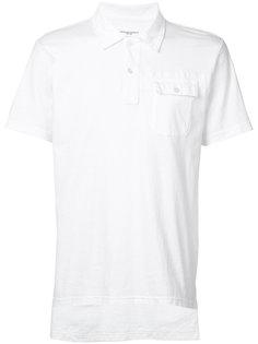 классическая футболка-поло Engineered Garments