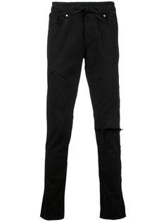 спортивные брюки на шнурке Rta