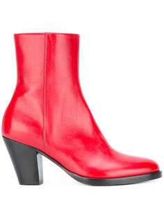 ботинки на молнии A.F.Vandevorst