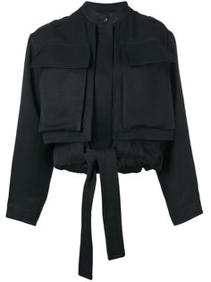 cropped pocketed jacket Tom Ford