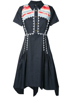 платье-рубашка Navajo Peter Pilotto
