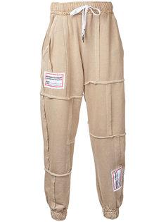 брюки с эластичным поясом Liam Hodges