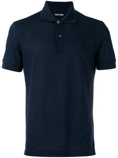 классическая рубашка-поло Tom Ford