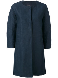 пальто без воротника  S Max Mara