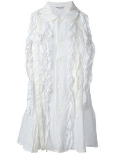 прозрачная блузка Robe de Chambre Comme Des Garçons Vintage
