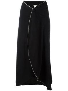 юбка с молнией Comme Des Garçons Vintage