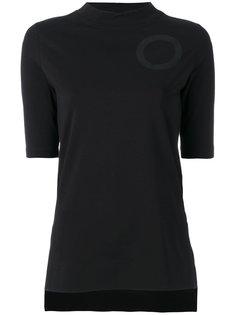 футболка с геометрическим принтом Y-3