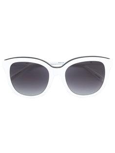 square shaped sunglasses Nº21