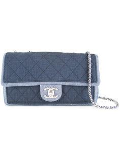джинсовая сумка на плечо Chanel Vintage