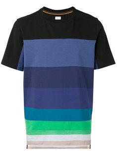 полосатая футболка Paul Smith
