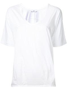 футболка с V-образным вырезом Astraet