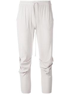 укороченные спортивные брюки  Lost & Found Ria Dunn