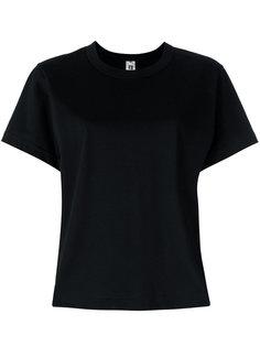 однотонная футболка  Comme Des Garçons Noir Kei Ninomiya