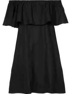 платье с открытыми плечами Anine Bing