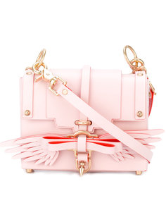 small Wings crossbody bag Niels Peeraer