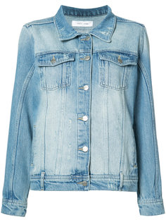 Vintage Wash Denim Jacket Anine Bing