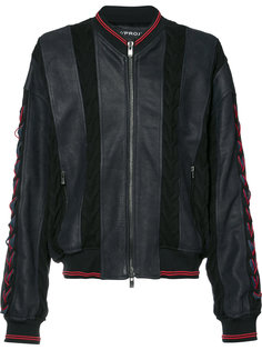 куртка-бомбер на молнии Y / Project