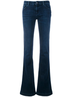 джинсы клеш Armani Jeans